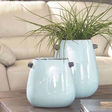 Picture of Diah Blue Vase Set