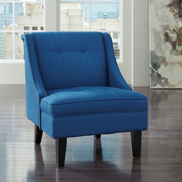 Picture of Accent Chair in Blue