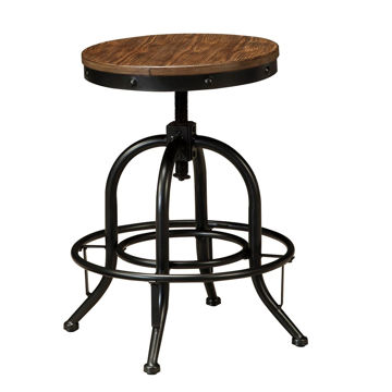 Owens Swivel Bar Stool D542-224