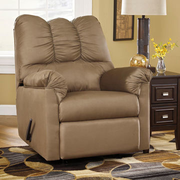 Picture of Austin Rocker Recliner in Mocha