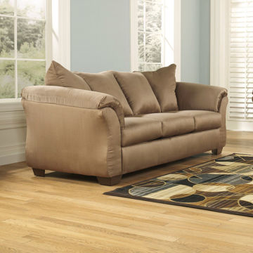 Austin Darby Sofa in Mocha