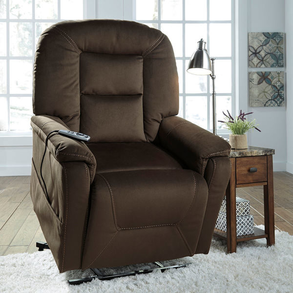 Picture of Amber Power Lift Recliner