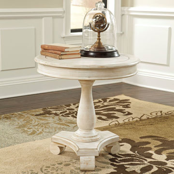 Picture of Leyton Round Accent Table