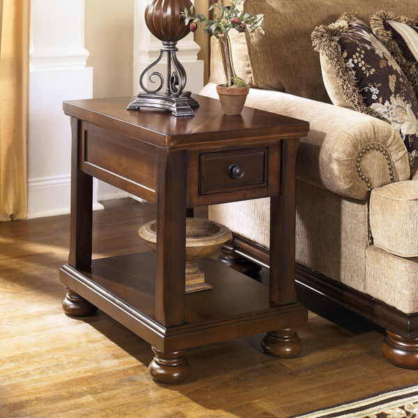 Picture of Jansen Chairside End Table