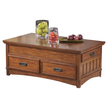 Picture of Arizona Lift Top Cocktail Table