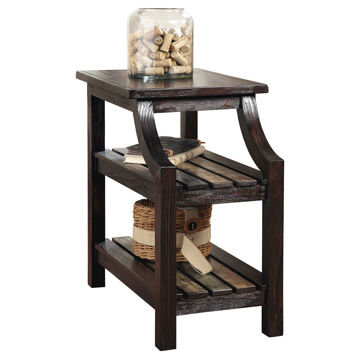 Cozumel Chairside End Table T580-7