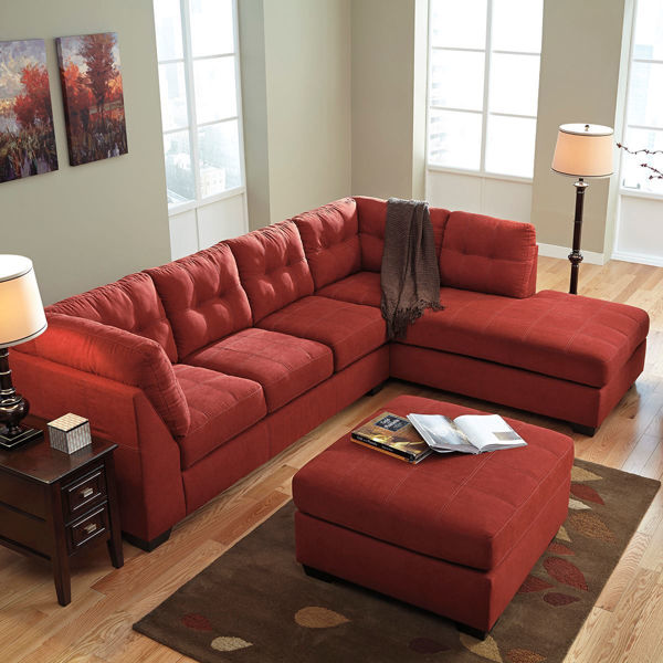 Picture of Johnson Oversized Accent Ottoman
