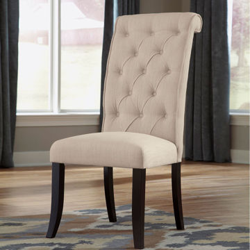 Picture of Emma Upholstered Dining Side Chair