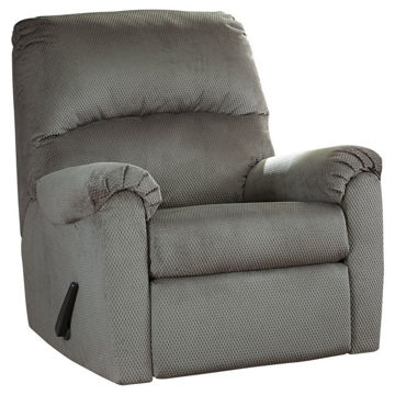 Picture of Hamilton Swivel Glider Recliner in Alloy
