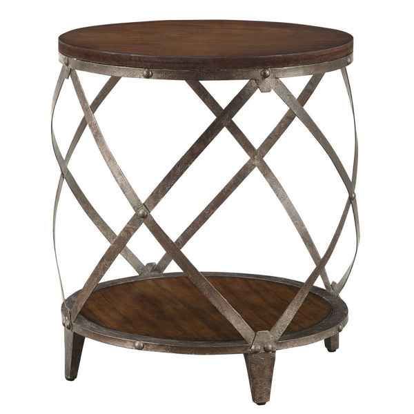 Picture of Rustic Accent Table