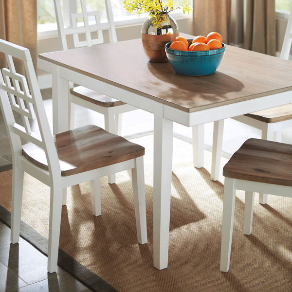 Picture of Zoey 5 Piece Dining Set