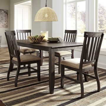 Picture of Brock Rectangular Dining Table