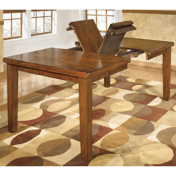 Picture of Max Rectangular Table with Butterfly Leaf