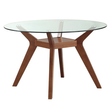 Picture of Normandy Dining Table Base Round