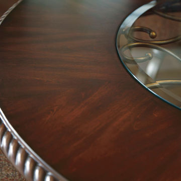Picture of The Vinci 44 in. Round Dining Table