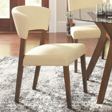 Picture of Normandy Cream Dining Chair