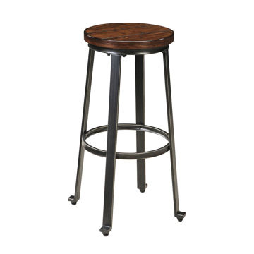 Picture of Elijah 30 in. Bar Height Stool