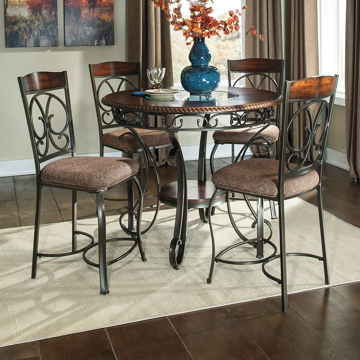 Picture of The Vinci 24 in. Upholstered Barstool