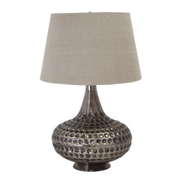 Picture of Sarley Petwer Finish Table Lamp