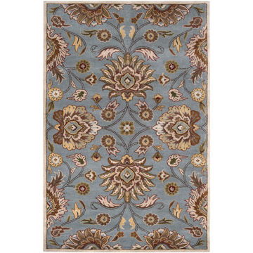 Picture of Caesar Foggy Blue 5' x 8' Area Rug