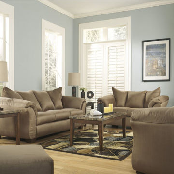 Picture of Austin Mocha Living Room Collection