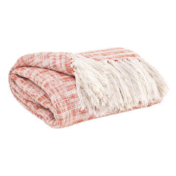 Picture of Cassbab Coral Throw