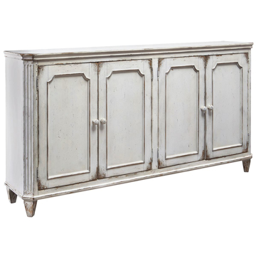 Picture of Mirimyn Accent Console in Antique White