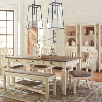 Picture of Antiquity Rectangular Dining Table
