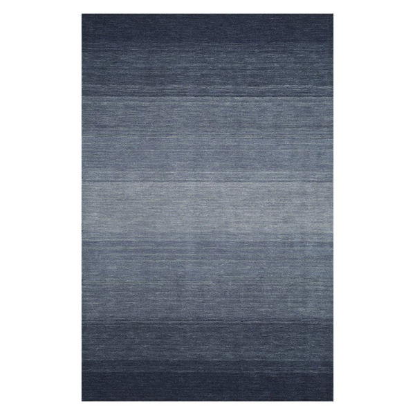 """Picture of Torino Navy 7'9""""X9'9"""" Area Rug"""