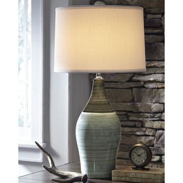 Picture of Niobe Table Lamp Pair