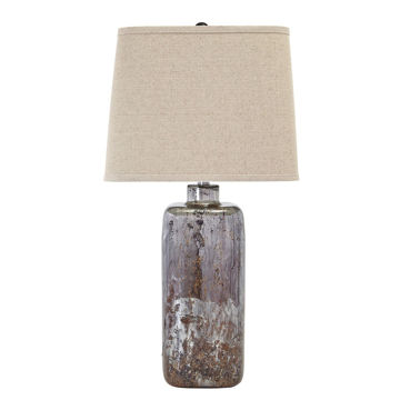 Picture of Glass Table Lamp