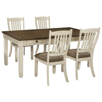 Antiquity 5 Piece Dining Set D647
