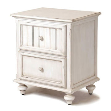 Picture of Bermuda Nightstand In White