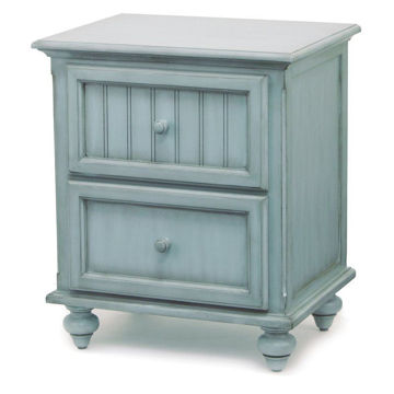 Picture of Bermuda Nightstand In Bleu