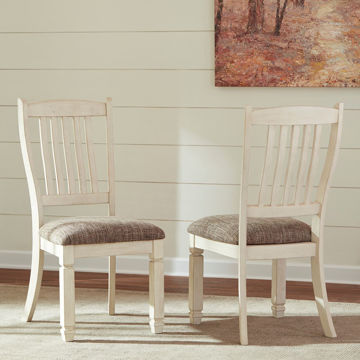 Picture of Antiquity Upholstered Side Chair