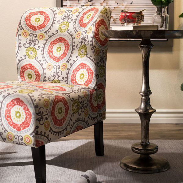 Picture of Medallion Accent Chair
