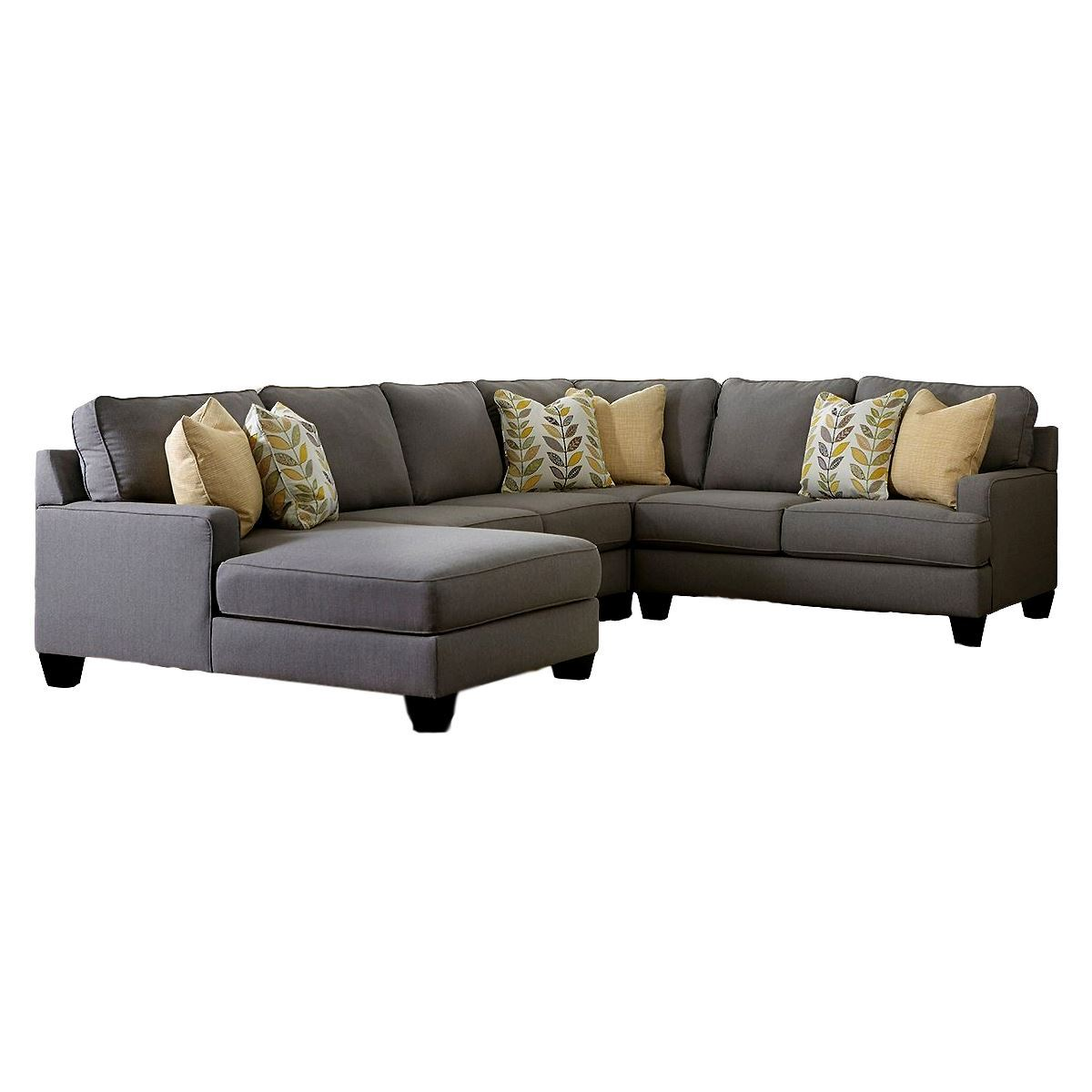 Sharon 4 Piece Sectional Sofa Set | Living Room Sectional Sofas ...