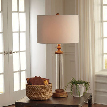 Picture of Tabby Glass Table Lamp