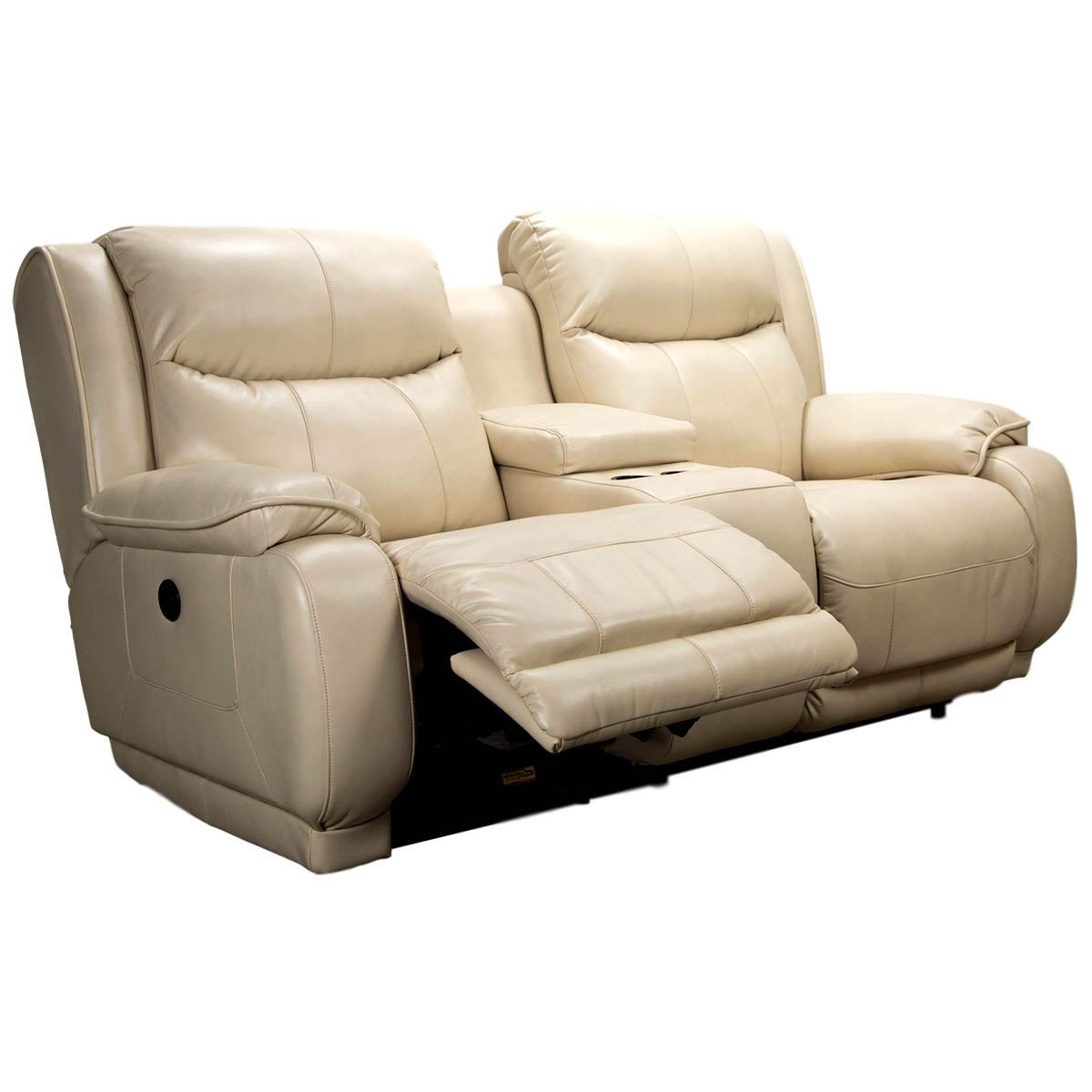 Velocity Power Reclining Loveseat With Console Lifestyle