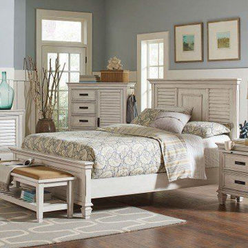Picture of Nassau White Queen Bed