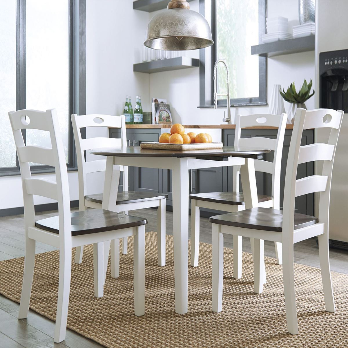 Kelly 5 Piece Dining Room Set Kelly 5pc Din Set Lifestyle Furniture By Babette S Leesburg The Villages