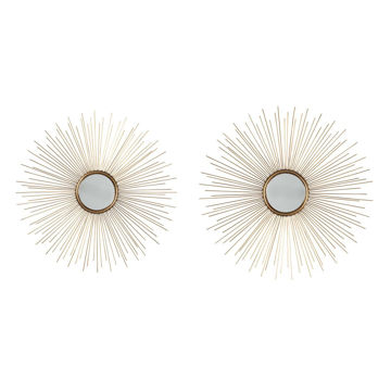 Picture of Doniel Sunburst Mirror Set