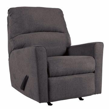 Picture of Alissa Rocker Recliner In Grey