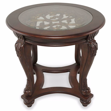 Picture of Don Juan Round End Table