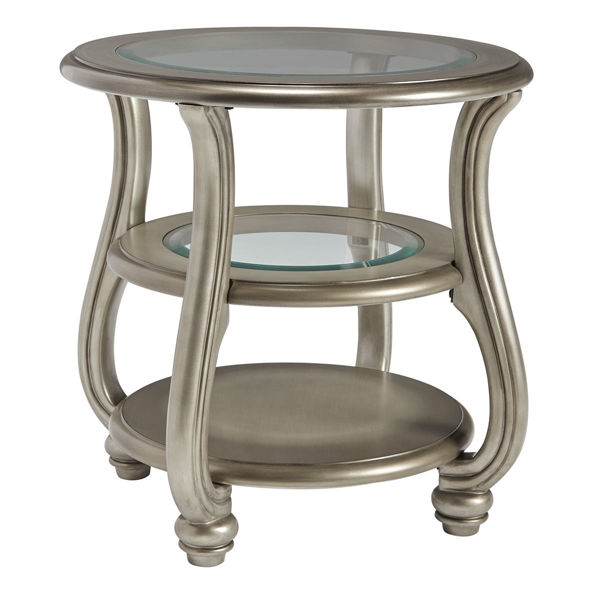 Picture of Metro Round End Table
