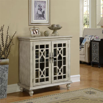 Picture of Millstone Texture Ivory 2 Door Cabinet