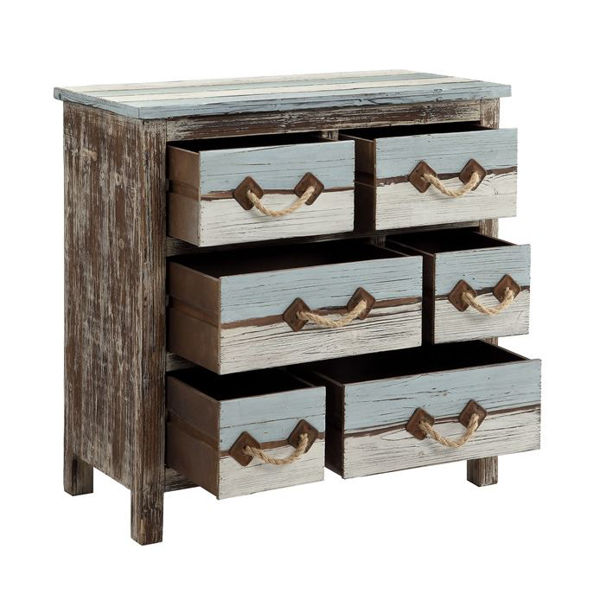 Picture of 6 Drawer Chest