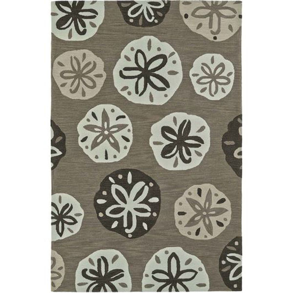 "Picture of Seaside 11 Khaki 5'X7'6"" Area Rug"