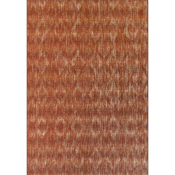 "Picture of St Croix 6 Paprika 5'1""X7' Rug"