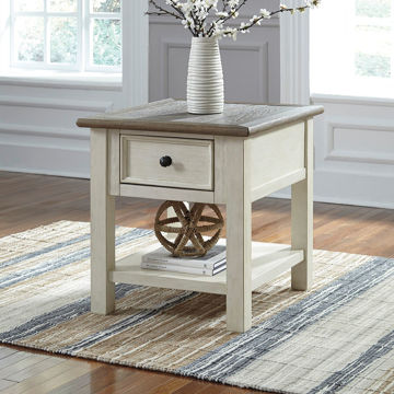 Picture of Antiquity End Table